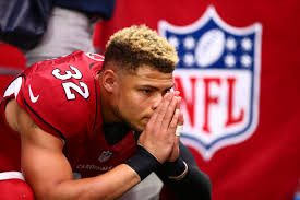 tyrann mathieu sees mugshot of man who killed will smith knowns
