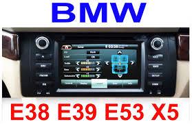 2012 model bmw e38 e39 e53 x5 dvd gps satnav sat nav oem