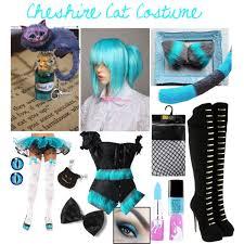 Cheshire Cat Costume Cheshire Cat Costume Polyvore