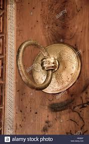 Handmade Ottoman Handmade Ottoman Door Knob Made Of Metal Stock Photo Royalty