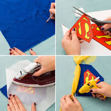 Halloween T Shirts For Dogs by How To Diy A Superman Dog Costume For Halloween Brit Co