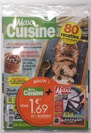 cuisine maxi direct éditeurs le service client des diffuseurs de presse