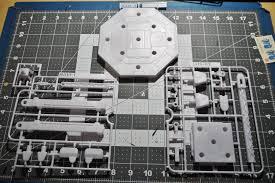 Pieces Meaning by 1 100 Full Mechanics Gundam Bael Supar Robo