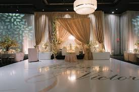 wedding backdrop design picture ideas draping canopy toronto