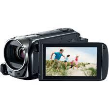 amazon com canon vixia hf r500 digital camcorder black