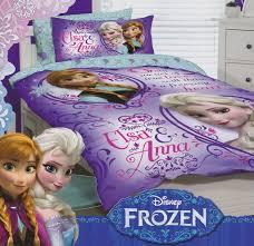 Frozen Comforter Queen 3d Cartoon Frozen Bedding Princess Elsa U0026 Anna Olaf Frozen Duvet