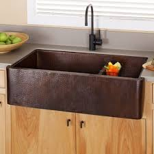 Kitchen Cabinet With Sink Best 25 Copper Kitchen Sinks Ideas On Pinterest Copper Sinks