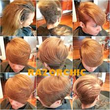razor haircuts in atlanta ga step by step by razor chic of atlanta short hair don t care