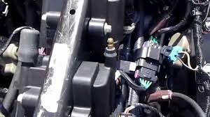 how to diagnose injector or coil fault on a mercury optimax 150 hp