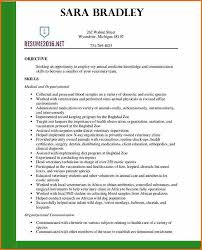 resume for veterinary assistant gse bookbinder co
