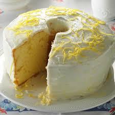 top 10 lemon desserts taste of home