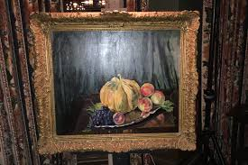 sir winston churchill remembered for his love of painting the