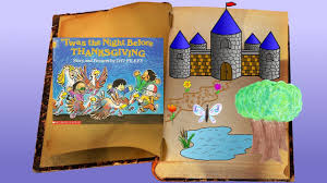 twas the before thanksgiving by dav pilkey children s books
