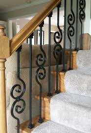 Iron Banisters Balusters U2013 Iron Crafters Llc