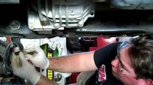 front differential oil change on 2007 nissan frontier youtube