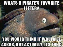 Pirate Meme - so its talk like a pirate day huh meme guy
