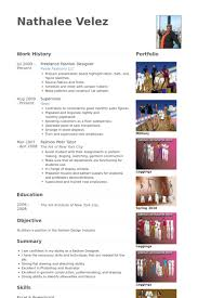 find the red creative resume template with entry level fashion