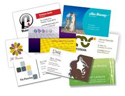 Full Color Business Card Printing Business Cards Abc Signs
