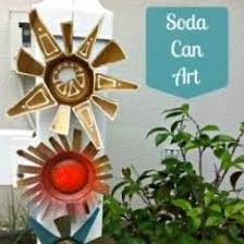Garden Crafts To Make - the 25 best aluminum can flowers ideas on pinterest soda can