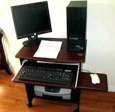 Laptop Desk With Printer Shelf Desk Laptop Desk With Printer Shelf Uk Laptop Table With Printer