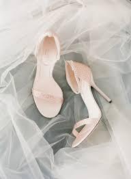 blush wedding shoes blush wedding shoes andrea clare