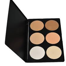 amazon com aenmil 6 colors beauty salon pro face makeup