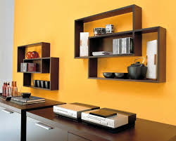 creating your own wooden wall shelves