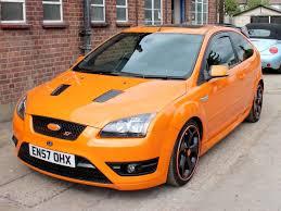 nissan micra jaguar lookalike ford focus st3 3 dr orange manual amazing spec 35 000 miles 302bhp