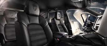 Porsche Cayenne Interior - experience 2017 porsche cayenne platinum edition