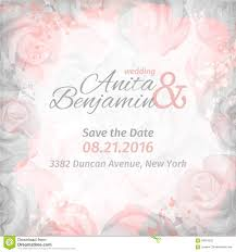 wedding invitation background free download invitation to the wedding abstract romantic rose background in