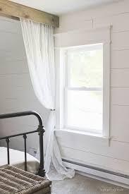 Decorative Trim For Curtains Best 25 Molding Around Windows Ideas On Pinterest Farmhouse