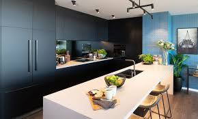 black kitchen cabinets nz black or white kitchen cabinetry placemakers kitchens nz