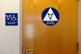 california to add gender neutral bathrooms