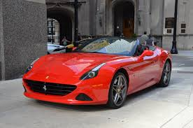 gold ferrari 2015 ferrari california t stock 06566 for sale near chicago il