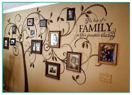 family tree wall ideas