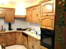 facade de meuble de cuisine meuble cuisine en chene meuble cuisine en chene facade de meuble