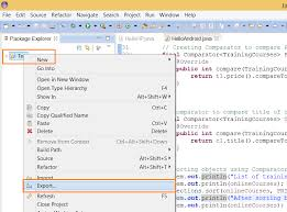 design html page in eclipse how to make executable jar file in eclipse ide java java67
