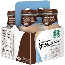 starbucks doubleshot vanilla light starbucks doubleshot energy mocha 11 fl oz 4 count corporate