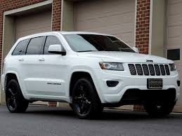 jeep cherokee white 2015 jeep grand cherokee altitude stock 775497 for sale near