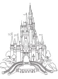 Disney Coloring Pages Cinderella 4 Printables For Scrapbooking Disney World Coloring Pages