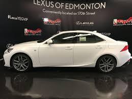lexus is350 for sale canada pre owned 2017 lexus is 350 demo unit f sport series 2 4 door