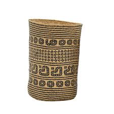 olli ella usa effortless home decor borneo tribal basket large