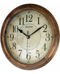 silent wall clocks spring shopping special adalene 14 inch large wall clock decorative