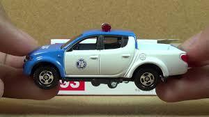 tomica mitsubishi tomica 093 mitsubishi triton jaf road service car die cast car