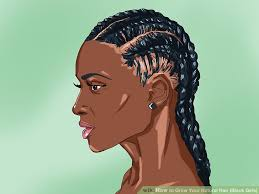 growing natural black hair with s curl moisturizer youtube 4 ways to grow your natural hair black girls wikihow