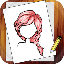 learn to draw hairstyles android apps on google play