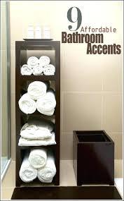 Bathroom Towel Shelves Towel Storage For Bathroom And Storage For Bathroom Bath