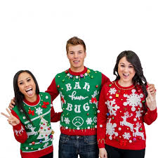 20 ugly christmas sweaters ugly christmas sweater diys and tutorials