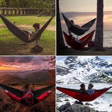 Hammocks For Sleeping Double Camping Hammocks Ace Teah Outdoor Tree Hammock Sleeping