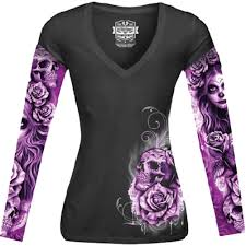women u0027s longsleeve t shirts for the tattoo lifestyle
